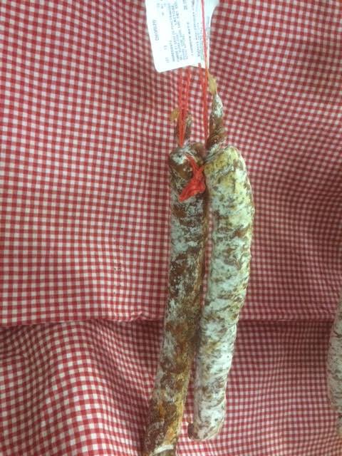 Vente A La Ferme La Touche Guillet Chorizo