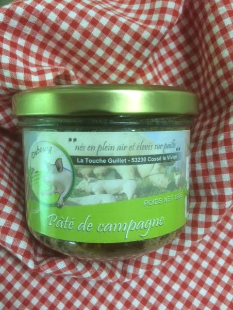 Vente A La Ferme La Touche Guillet Paté De Campagne