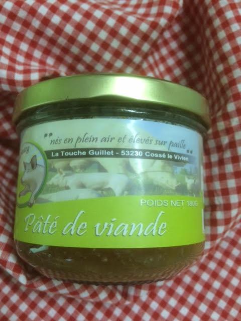Vente A La Ferme La Touche Guillet Paté De Viande1