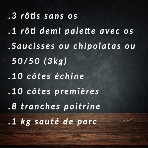 Vente A La Ferme La Touche Guillet Caissette E
